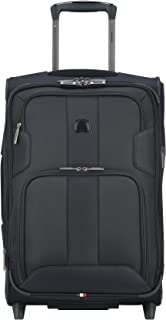 DELSEY Paris Sky Max 2.0 Softside Expandable Luggage Suitcase, 2 Wheels