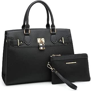 purse with padlock