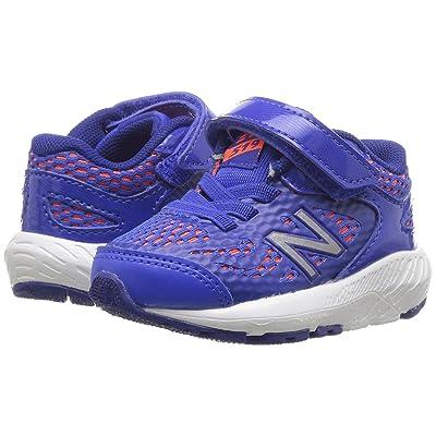 New Balance Kids KV519v1I (Infant/Toddler) (Pacific/Dynomite) Boys Shoes