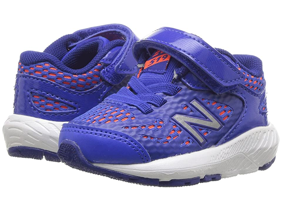 New Balance Kids KV519v1I (Infant/Toddler) (Pacific/Dynomite) Boys Shoes
