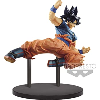 Banpresto Dragon Ball Super Son Goku Ultra Instinct FES!! Vol. 10 Action Figure