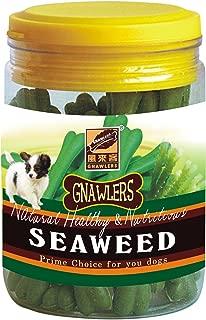 Gnawlers Seaweed Bone Jar, 180 g