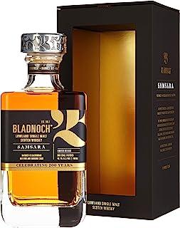 Bladnoch SAMSARA Lowland Single Malt Scotch Whisky mit Geschenkverpackung 1 x 0.7 l