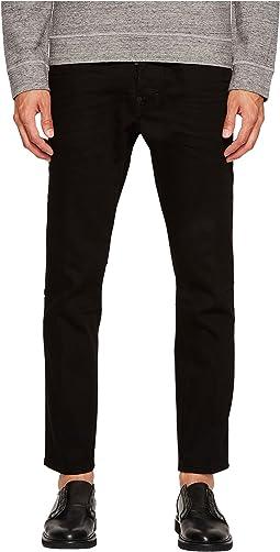 DSQUARED2 - Bull Wash Skater Jeans in Black