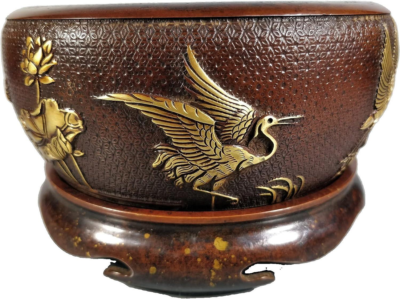 LAOJUNLU Copper Embossed Gilt Set Masterpiece Antique Co Max 48% OFF Max 81% OFF Furnace