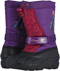 Disney X Sorel Flurry™ Frozen 2™ Boot- Anna edition (Toddler/Little Kid/Big Kid)
