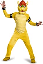 Bowser Deluxe Costume, Large (10-12)