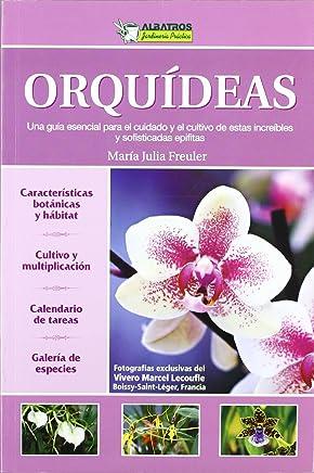 Orquideas (Jardineria Practica / Practical Gardening) (Spanish Edition)