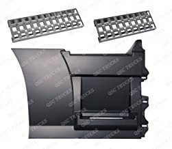 QSC Rear Step Fairing Panel Right Side for Volvo Truck VNL w/Metal Pedals