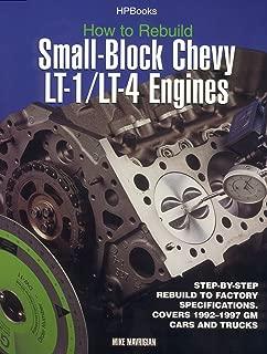 Rebuild LT1/LT4 Small-Block Chevy Engines HP1393