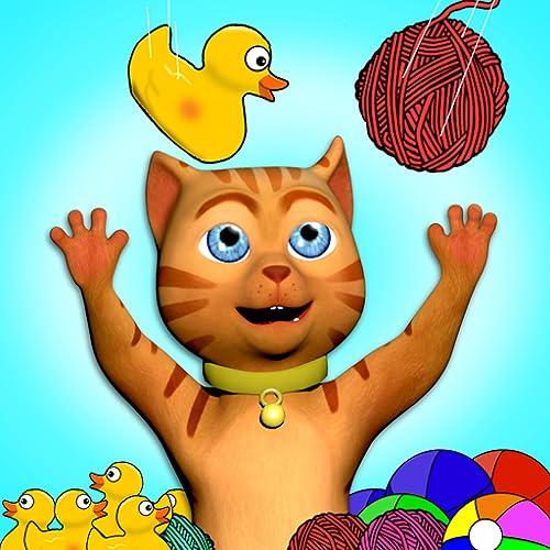 Cat Story With Leo's Fun Toys (Premium)