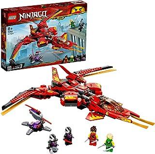 LEGO Ninjago 71704 Kai Fighter Building Kit (513 Pieces)