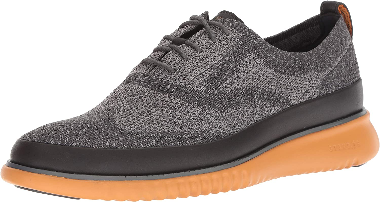 Cole Haan Men's 2.Zerogrand Stitchlite Ox Water Resistant Sneaker