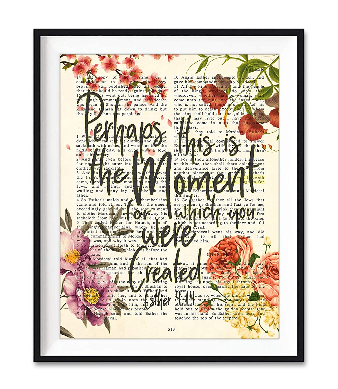 Ranking TOP10 Vintage Bible Seasonal Wrap Introduction Page Verse Scripture - Is Moment Perhaps the This