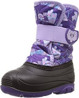 Kamik Footwear Snowbug4 Insulated Boot (Toddler)