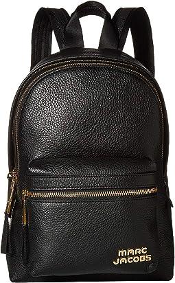 Trek Pack Leather Medium Backpack
