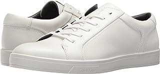 Calvin Klein Fashion Sneakers For Men,White, 44 EU