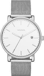 Skagen Hagen Slim Minimalist Three-Hand Watch, 40mm