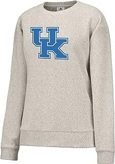 NCAA Women's Reverse French Terry Crew Sweatshirt