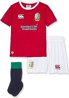 British & Irish Lions Kid's Infant Kit - Tango Red, Size:2 Years