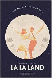 La La Land Poster 11x17