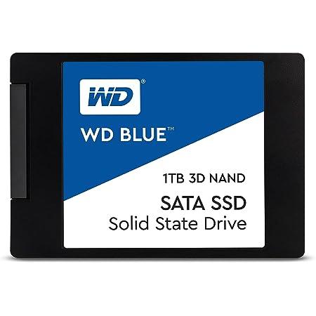 WD 内蔵SSD 2.5インチ / 1TB / WD Blue 3D / SATA3.0 / WDS100T2B0A