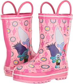 Favorite Characters Trolls Rain Boots TLF500 (Toddler/Little Kid)