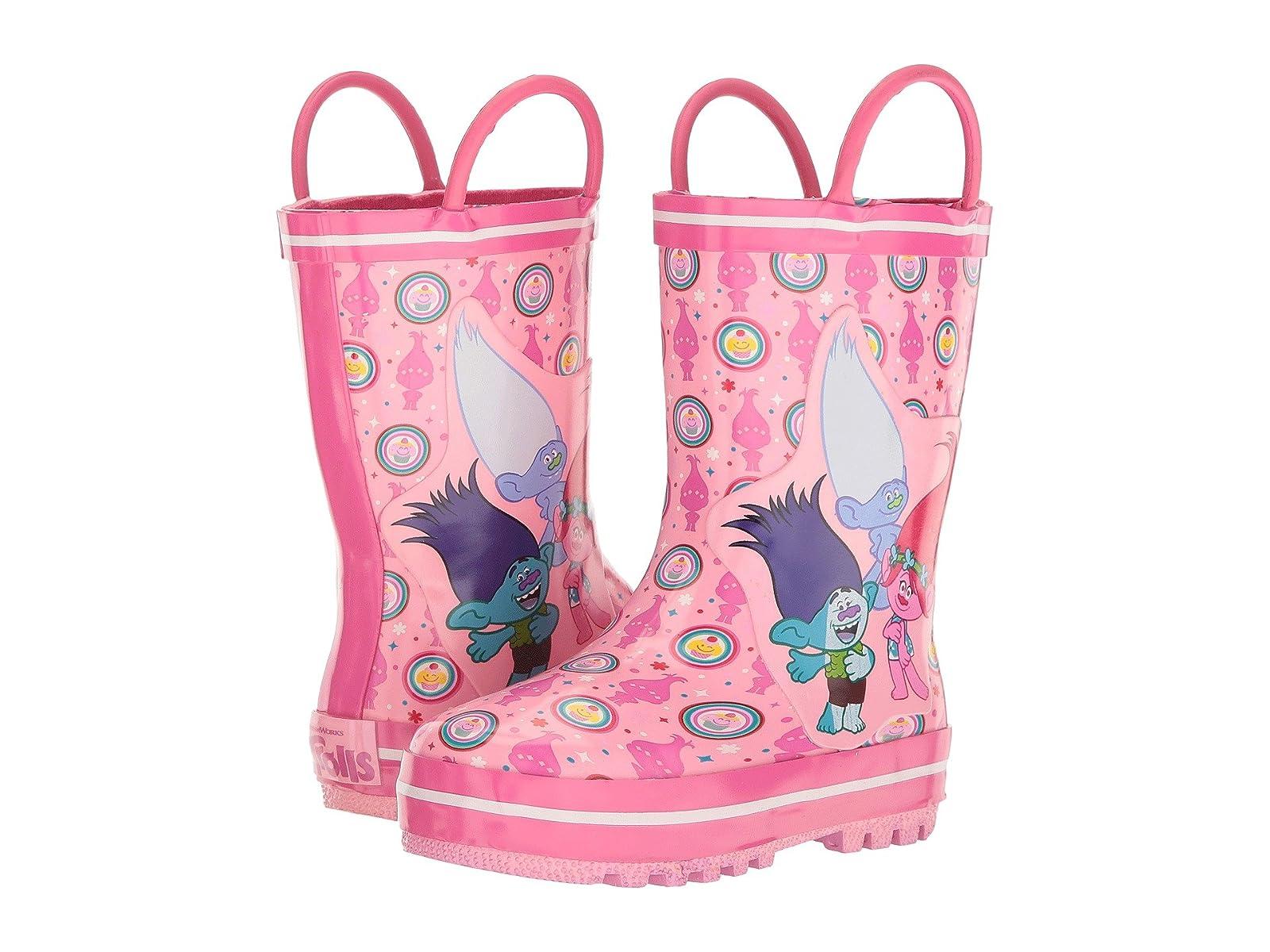 Favorite Rain Characters Trolls Rain Favorite Boots TLF500 (Toddler/Little Kid) 171400