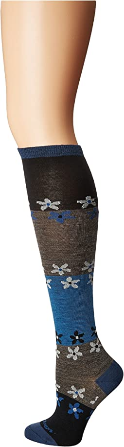 Darn Tough Vermont - Flowers Knee High Light Socks