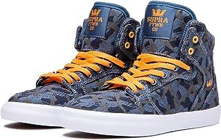 Supra Kids Vaider, Chaussures de Skateboard Mixte