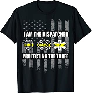 911 Dispatcher Shirt - Protecting The Tree
