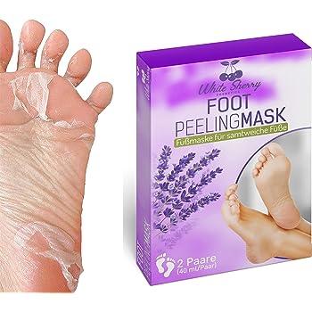 Hornhaut entfernung Fußmaske | Entfernung von Hornhaut