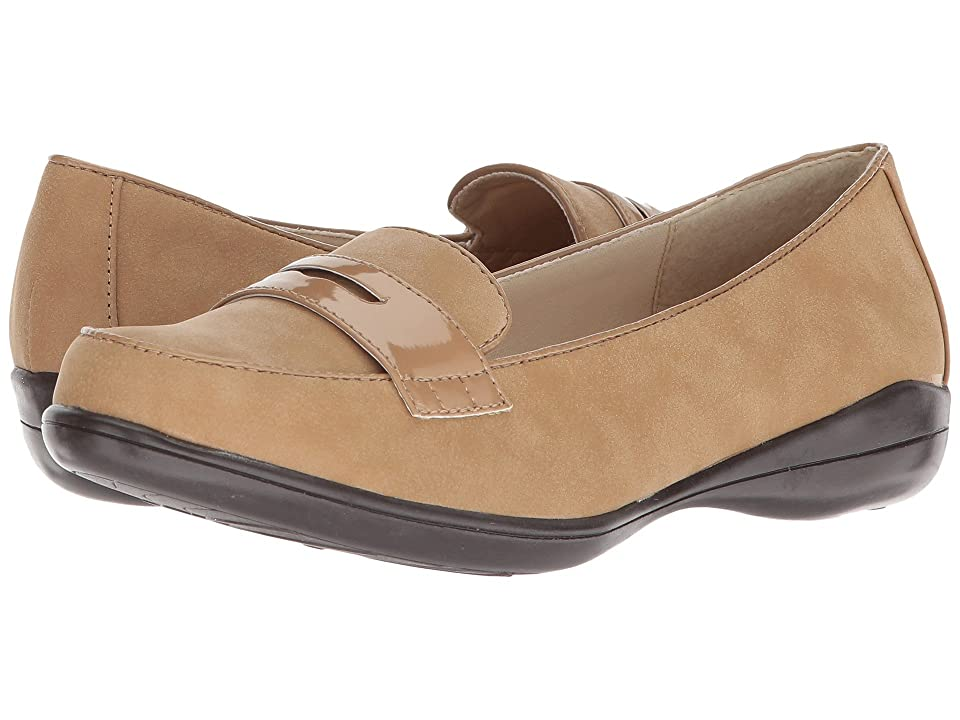 Soft Style Daly (Sand Faux Nubuck) Women