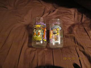 hardees collectible glasses