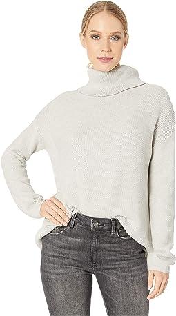 Minerva Overlap Front Pullover