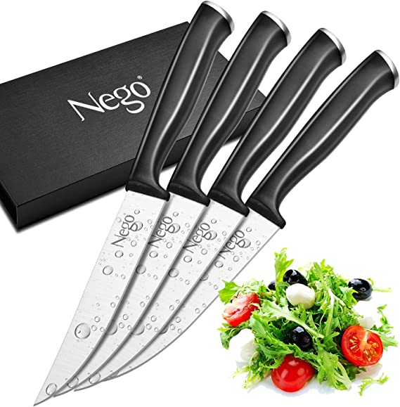 Steak Knives Nego - 4 Piece Steak Knife Set