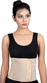 Wonder Care- Abdominal Belt fully elastic binder after C-Section delivery for women for slim Support Elastic Maternity tummy waist belly trimmer fat burner Abdominal Injuries Support post-natal/operative Postpartum recovery Support Girdle Belt for weight loss A-105 XXL