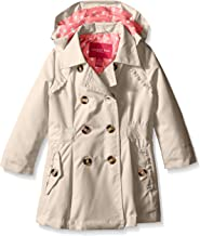 London Fog Girls Lightweight Trench Coat