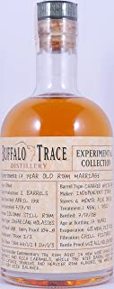 Buffalo Trace 1991 17 Years Rum Marriage Bourbon Whiskey 5. Release 2008 Experimental Collection 45,0% Vol. - besondere Rarität und Einzelstück aus der legendären Buffalo Trace Destillerie