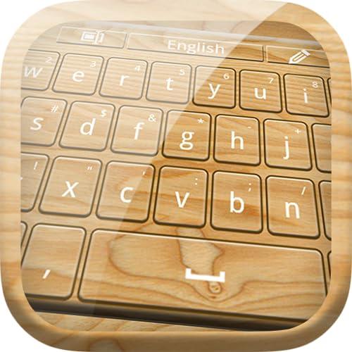 『木製キーボード』の1枚目の画像