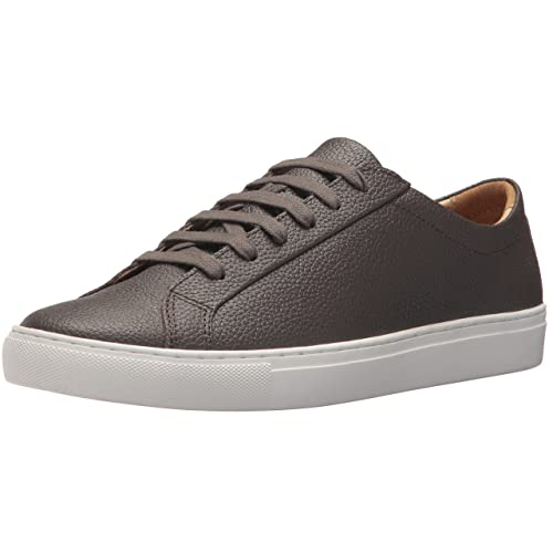 519043c35 TCG Men s Premium All Leather Lace Up Sneaker Kennedy Low Top