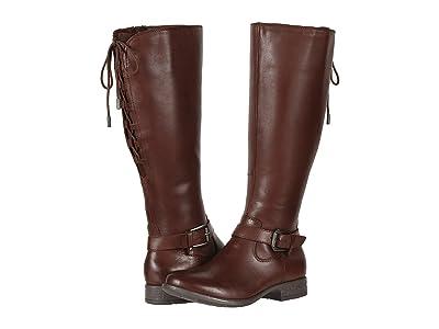 Earth Raleigh (Bridle Brown Waterproof Full Grain Leather) Women