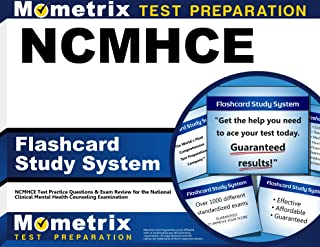 NCMHCE Flashcard Study System: NCMHCE Test Practice Questions & Exam Review for the National Clinical Mental Health Counseling Examination (Cards)