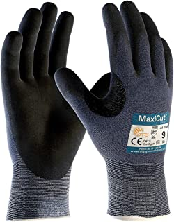 MAXICUT Ultra by ATG, 44-3745 (Small) - Level 3 Cut Resistant Gloves (3 Pairs)