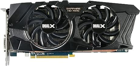 Sapphire Radeon HD 7970 3GB DDR5 DL-DVI-I/SL-DVI-D/HDMI/DP PCI-Express Graphics Card 11197-11-40G
