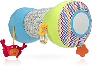 Nuby Tummy Time Discovery Pillow with Toys (6639)