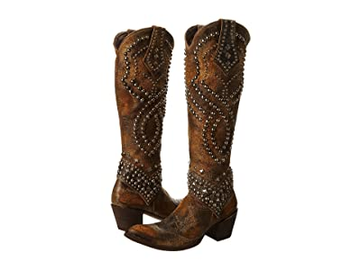 Old Gringo Belinda (Tan) Cowboy Boots