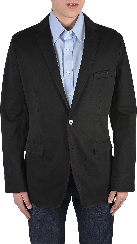 Dolce & Gabbana Men's Brown Two Button Blazer Size US 38 IT 48