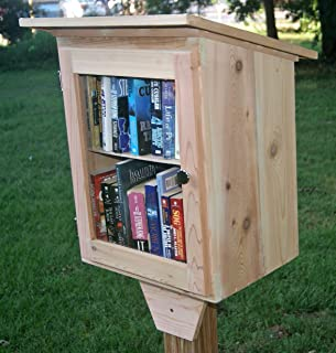 Tiny Library, Fully Finished