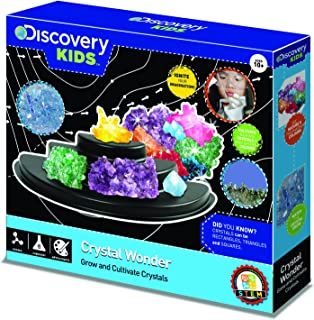 Discovery Kids Crystal Wonder STEM Activity
